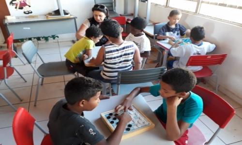 O Serviço de Convivência e Fortalecimento de Vínculo – SCFV com as Crianças da Vila Recreio ocorreu no dia 03 de Julho de 2018