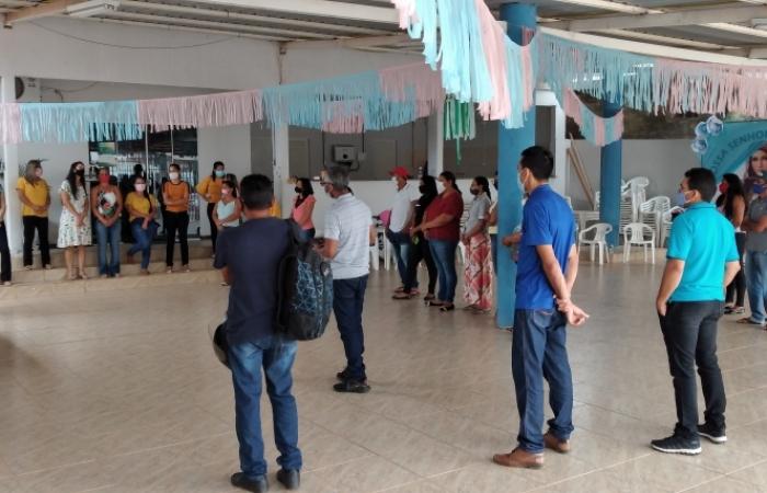 A Secretaria Municipal de Educação de Barão de Melgaço promoveu no último dia 22/09 o 2° Encontro de Formação Continuada