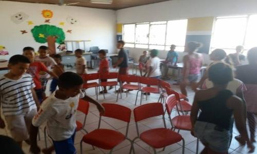O Serviço de Convivência e Fortalecimento de Vínculo – SCFV com as Crianças da Vila Recreio ocorreu no dia 25 de Setembro de 2018