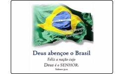 07 de Setembro de 2019 - Dia da Independência do Brasil
